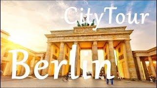 Berlin - Bonn - Cologne - Germany Cities Travel Tour / Almaniya Şəhərlərin Kicik Tur Gəzintisi