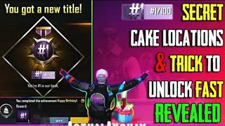 PUBG NEW ACHIEVEMENT in 0.11.5 (#1/100)Very Easy To Complete In 1 Steps Tamil | TRICKY TAMIZH |