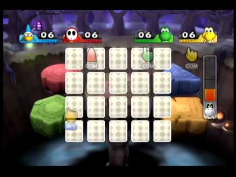 Mario Party 9 - Boss Rush (All) - vs. Master CPUs