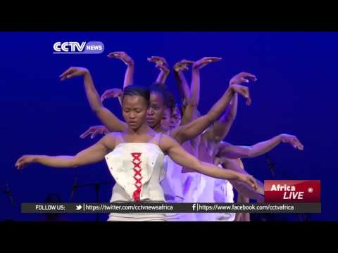 Celebrated choreographer Greg Maqoma puts on epic show in South Africa's dance explosion