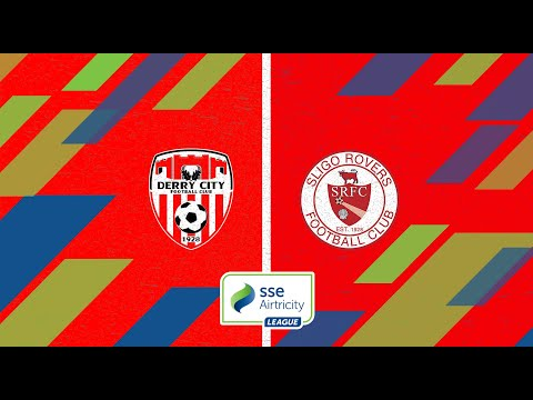 Premier Division GW6: Derry City 0-2 Sligo Rovers