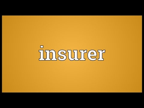 Header of insurer