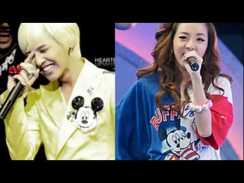 G-dragon and Dara Park - Years of Daragon Nyongdal Love 지드래곤 박 산다라 뇽달