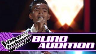 Octrin - Muskurane | Blind Auditions | The Voice Kids Indonesia Season 3 GTV 2018