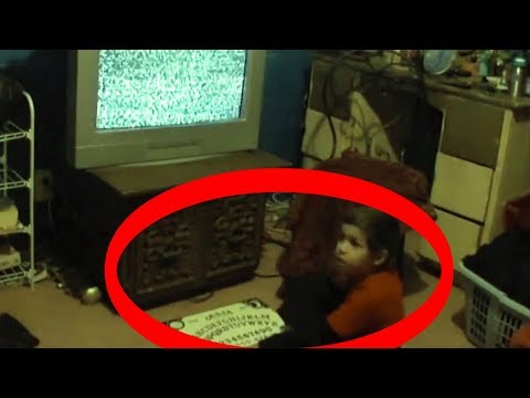 Ghost Video!  Scary!  Real Ghosts Caught On Tape! video