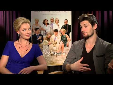 Katherine Heigl & Ben Barnes - 'The Big Wedding' Interview