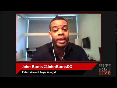 John Burns Discuss the Key Developments in the Suge Knight Murder Trial on Huffington Post Live