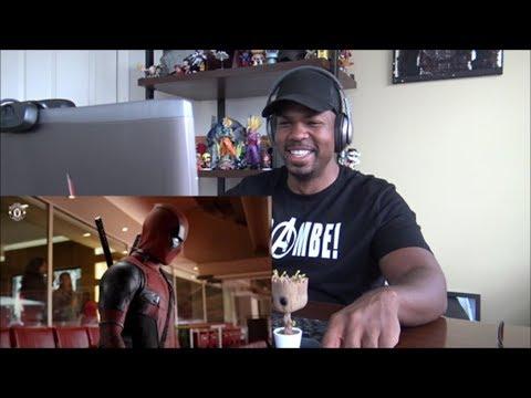 DEADPOOL 2 Beating Avengers: Infinity War Trailer - REACTION!!!