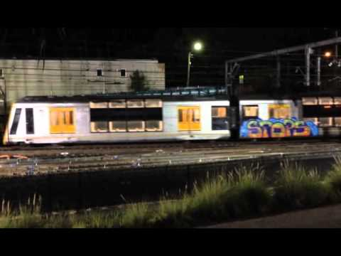 Stay Out! - Sydney Australia Graffiti Movie 2014
