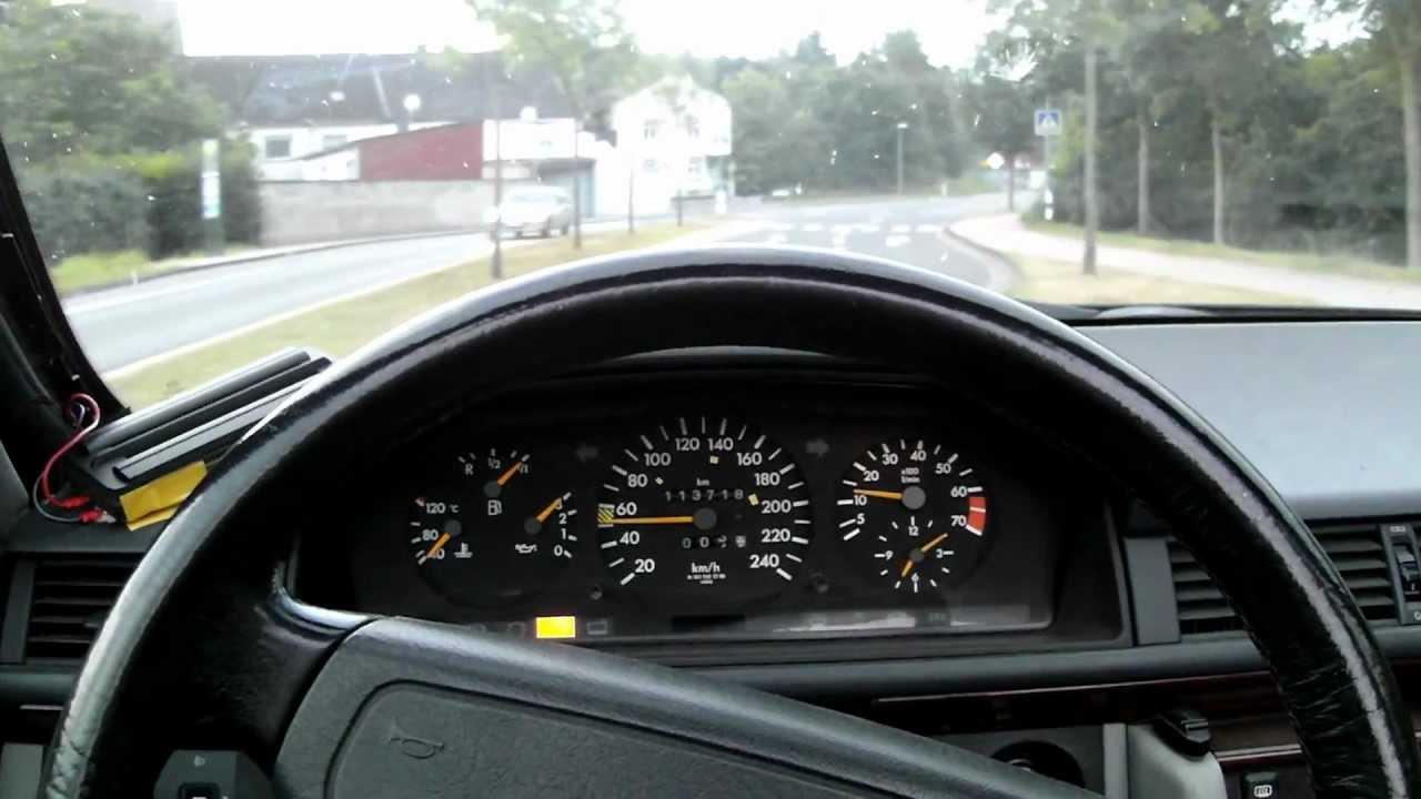 mercedes e200 w124 a124 cabrio umbau m111 230 kompressor klang durchzug langsame offenfahrt. Black Bedroom Furniture Sets. Home Design Ideas
