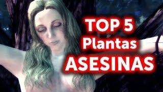 Top 5 - Plantas Asesinas en juegos