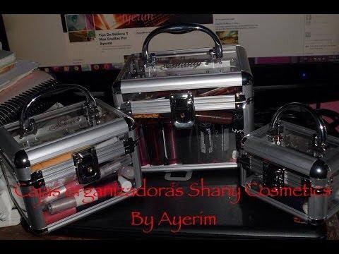 Mis maletines de Maquillaje (Shany Cosmetics)