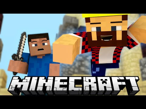 НЕУЛОВИМАЯ КОМАНДА - Minecraft Bed Wars (Mini-Game)