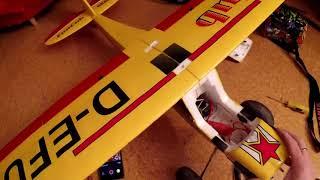 Instalace motoru Foxy C2814 850kV do FunCub