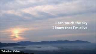 I'm Alive [HQ Audio Lyrics]  Celine Dion