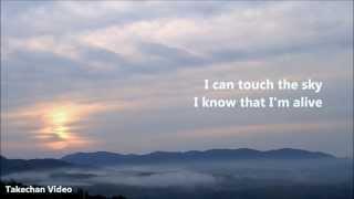 I'm Alive [HQ Audio Lyrics]  Celine Dion