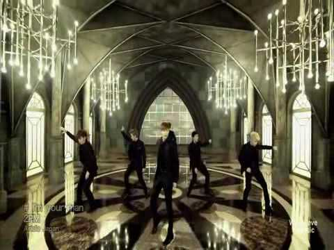 HD 2PM   I'm Your Man PV FULL version MP3