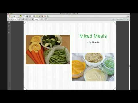 Intro to Feeding Baby Solids - Hosted by Motherhood Uncovered