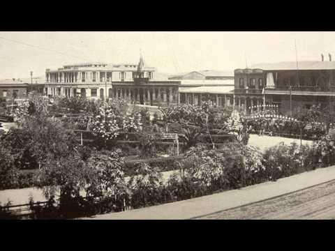 Matanza Plaza Colón Antofagasta 1906, Cafeína Agencia
