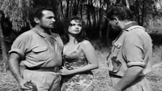 Woman and Temptation (1966) BW Argentine film scenes