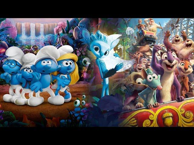 12 Nadchodzących filmów animowanych 2017