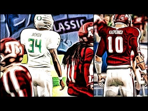 NCAA Football 14 Ultimate Team - Crazy Final Play Finish in 1st Ever Game ft AiiRxJONES