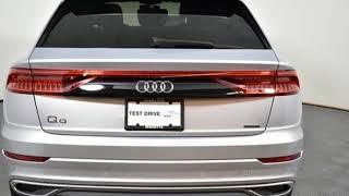 New 2019 Audi Q8 Marietta Atlanta, GA #U49983
