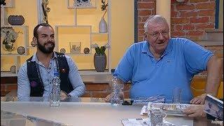 HIT - Dr Seselj i kontroverzni Slavko Kalezic o feminizmu i Crnoj Gori - DJS - (TV Happy 16.10.2018)