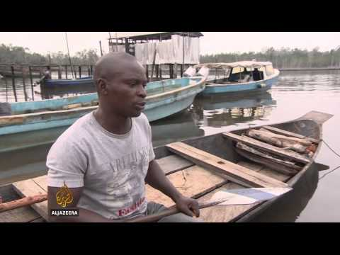 Poverty persists in oil-wealthy Niger Delta