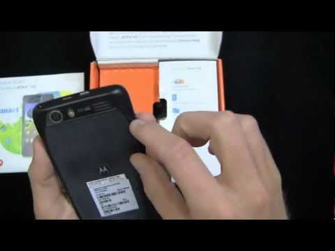 Video: Motorola Atrix HD Unboxing
