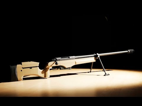 ARES Gas Mid-Range Sniper Rifle- RedWolf Airsoft RWTV