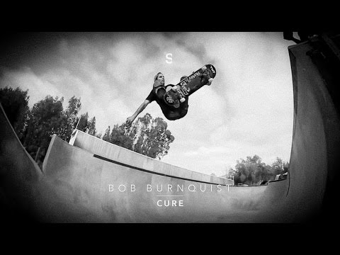 CURE: Bob Burnquist