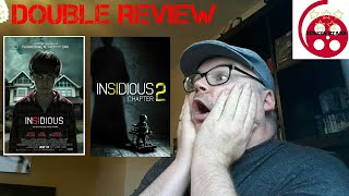 Insidious Chapters 1 & 2 Double Horror Review