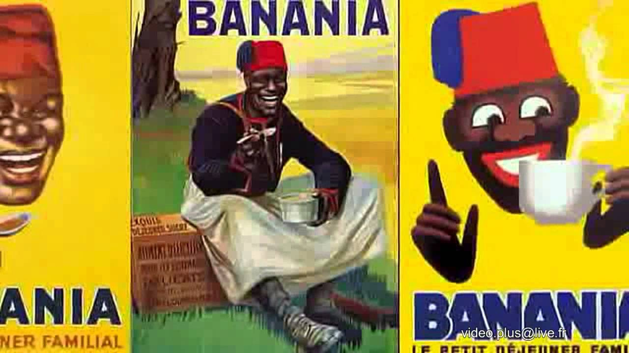 pub banania 1930 youtube. Black Bedroom Furniture Sets. Home Design Ideas