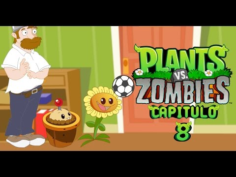 Plantas vs zombies animado 8 (PARODIA) Jehu Llerena
