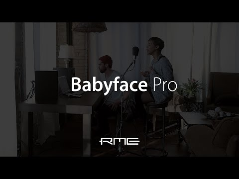 RME Audio Babyface Pro - Now Available