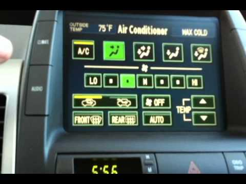 Toyota Prius Comprehensive Demonstration Review Amp Walk