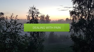 ☆DEALING WITH PAIN - ☆ PERSONAL GROWTH ☆
