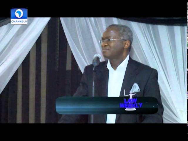 Law Weekly: Jiti Ogunye Addresses Issues At National Confab Pt.1