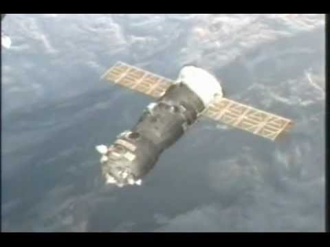 Progress 47 Undocks From the Space Station | ISS Russian Pirs Soyuz Docking NASA Video
