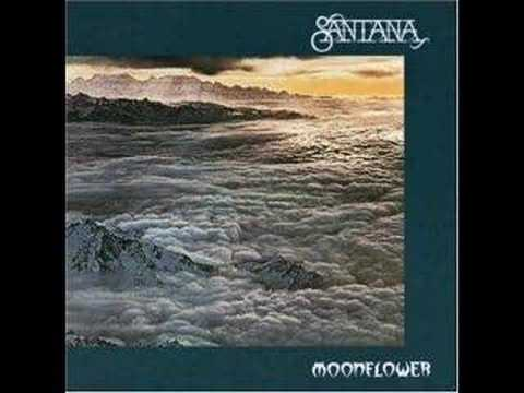 Santana- She's Not There