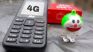 Jio phone unboxing|  Rs1500 4G phone