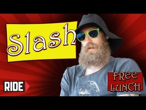 "Brian ""Slash"" Hansen - Deathwish, Antwuan Dixon, Country Music, and More on Free Lunch"