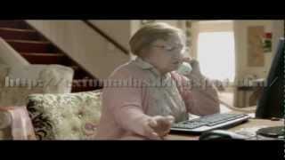 PUBLICIDAD SPEEDY ABUELA - COMPLETA PARTE 1 (5 VIDEOS)
