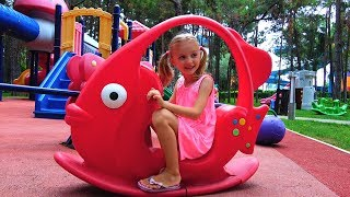 Playground for Kids Fun Playtime Family fun play area Kids songs