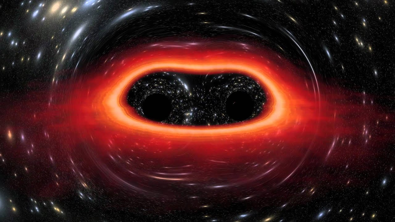 The Largest Black Holes in the Universe - YouTube