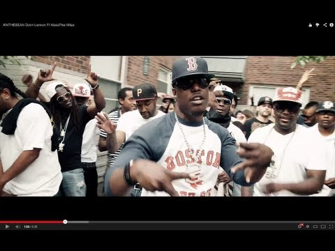 Donn Lennon Ft. MassPike Miles - In The Bean [Unsigned Artist]