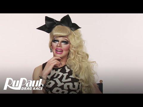 Rupaul's Drag Race Season 7 | Drag Queen Single Or Gay Movie? video