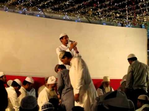 13 M.sharif Raza Pali, Raj. India, Naat - Naate Sarkar Ki Padta Hu Main... video
