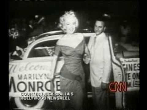 Marilyn Monroe - Larry King Live, 75th Birthday Special  June 1st 2001